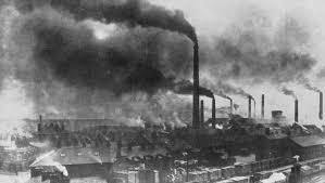 inquinamento industriale 1900