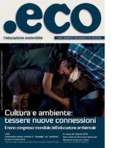 """Compie trent'anni """".eco"""", la rivista italiana dell'educazione ambientale"""