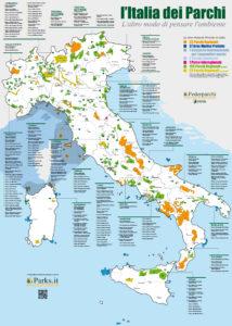 L'Italia dei parchi