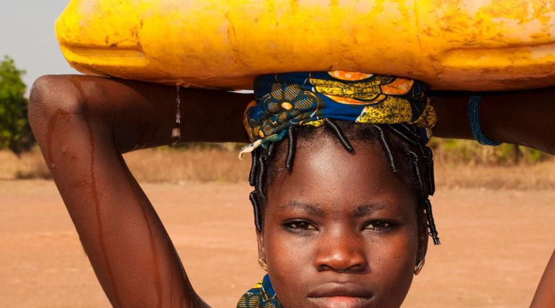 Benin-Demographics of Benin-Girl-Portrait-Portrait photography