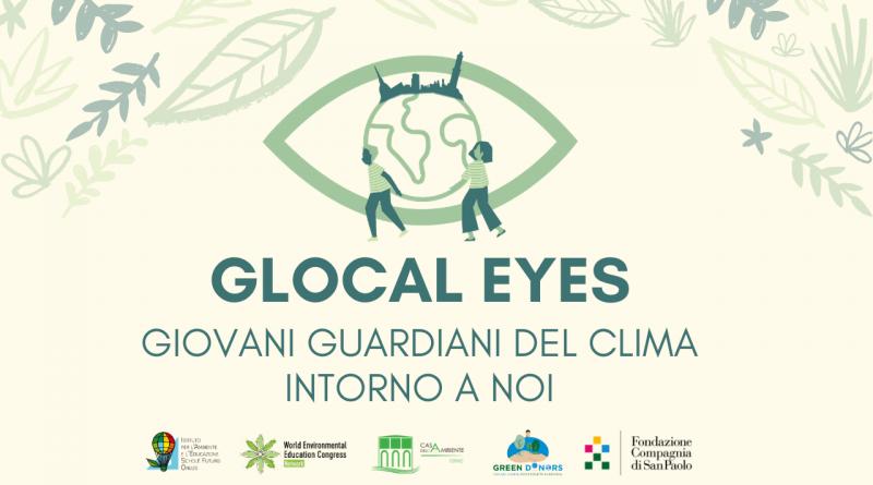 Glocal Eyes: una campagna di crowdfunding per conoscere e contrastare la crisi climatica